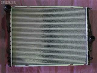 Радиатор основной BMW X1 Уссурийск