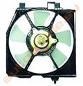 Диффузор радиатора для Mazda Astina