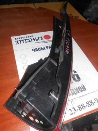 Стоп-сигнал Citroen C4 Picasso Челябинск