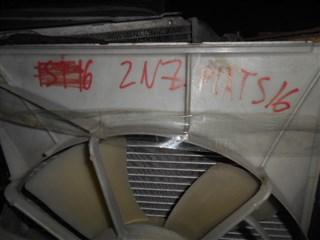 Радиатор основной Toyota Platz Владивосток