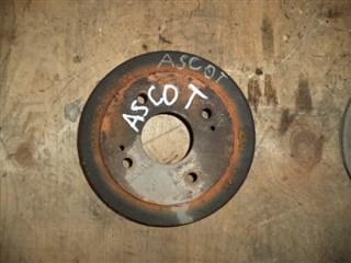 Тормозной барабан Honda Ascot Новосибирск