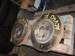 Тормозной диск Toyota Camry Новосибирск