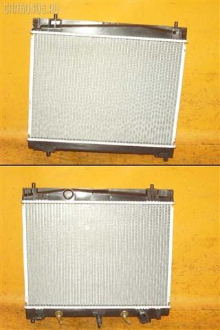 Радиатор основной Toyota Yaris Владивосток