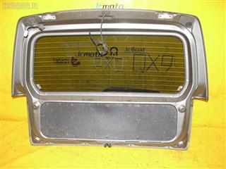 Дверь задняя Mitsubishi EK Sport Новосибирск