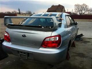 Багажник Subaru Impreza WRX STI Уссурийск