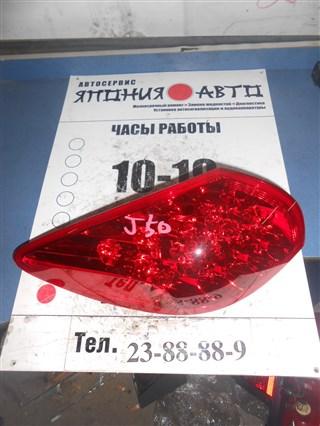 Стоп-сигнал Infiniti EX37 Челябинск
