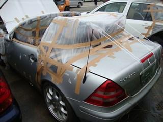 Крыло Mercedes-Benz SLK-Class Владивосток