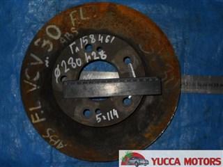 Тормозной диск Toyota Camry Prominent Барнаул