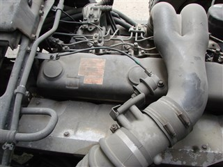 Двигатель mitsubishi 6d17 Mitsubishi Fuso Canter Киров