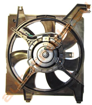 Диффузор радиатора Hyundai Elantra Иркутск