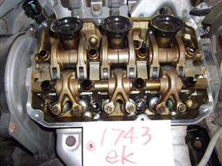 Двигатель Mitsubishi EK Wagon Владивосток