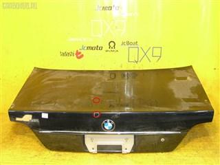 Крышка багажника BMW 7 Series Новосибирск