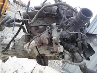 Двигатель SsangYong Korando Владивосток