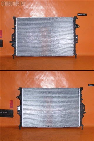Радиатор основной Volvo V70 Владивосток