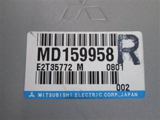 Блок управления efi Mitsubishi Diamante Владивосток