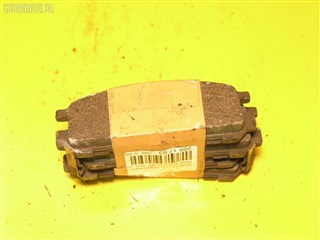 Тормозные колодки Subaru Legacy Grand Wagon Владивосток