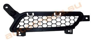 Решетка радиатора Mitsubishi Lancer X Владивосток