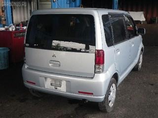 Защита двигателя Mitsubishi EK Wagon Владивосток