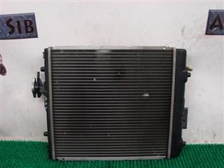 Радиатор основной Chevrolet Cruze Новосибирск