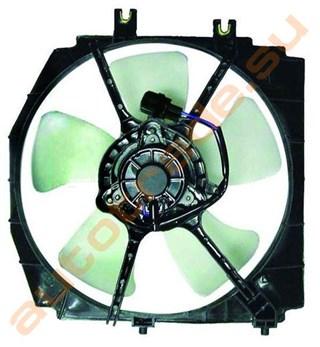 Диффузор радиатора Mazda 323 Новосибирск