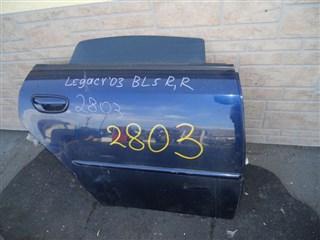 Дверь Subaru Legacy Уссурийск
