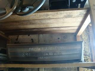 Решетка радиатора Toyota Masterace Surf Комсомольск-на-Амуре