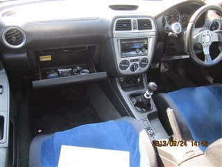 Воздуховод Subaru Impreza WRX Новосибирск