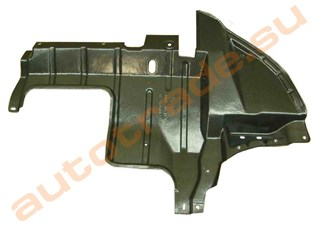 Защита двигателя Mitsubishi Outlander Улан-Удэ