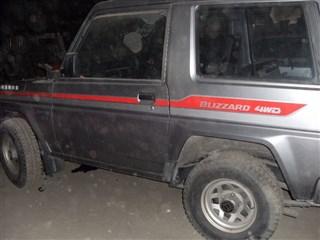 Глушитель Toyota Blizzard Владивосток