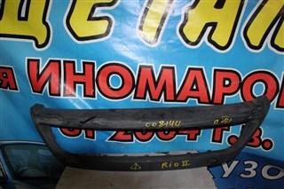 Решетка бамперная KIA Rio Бердск