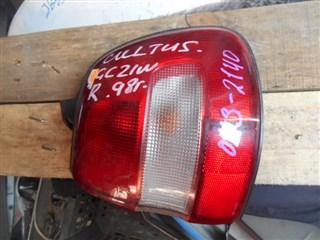 Стоп-сигнал Suzuki Cultus Владивосток
