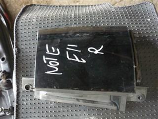 Планка под стоп Nissan Note Владивосток
