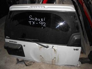 Дверь задняя Suzuki XL-7 Челябинск