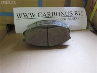 Тормозные колодки Hyundai Santa Fe Владивосток
