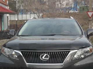 Ветровик капота Lexus RX450H Владивосток