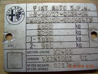 Фара Alfa Romeo 156 Новосибирск