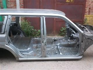 Стойка кузова средняя Mitsubishi Challenger Новосибирск