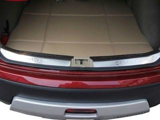 Накладка на бампер Nissan Qashqai Уссурийск