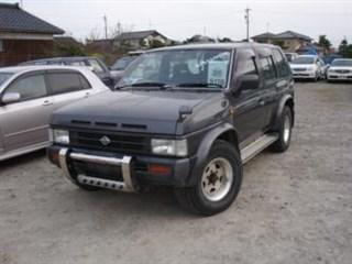 Бампер Nissan Terrano Владивосток