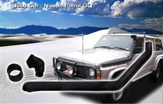 Шнорхель Nissan Patrol Владивосток