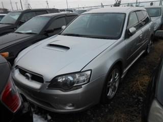 Жесткость бампера Subaru Legacy Владивосток