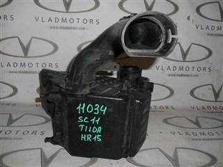 Корпус воздушного фильтра Nissan Tiida Владивосток