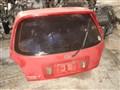 Дверь задняя для Toyota Starlet Glanza