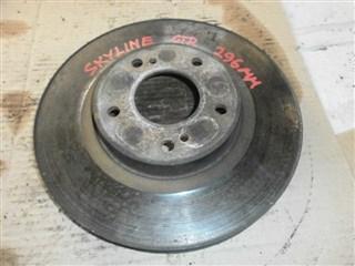 Тормозной диск Nissan Skyline Владивосток