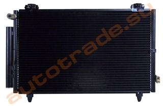 Радиатор кондиционера Toyota Corolla Spacio Улан-Удэ