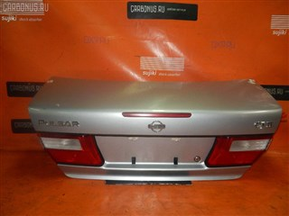 Крышка багажника Nissan Pulsar Владивосток