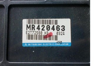 Блок управления efi Mitsubishi Chariot Владивосток