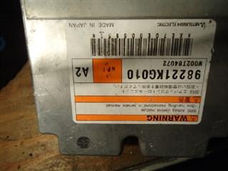 Блок управления airbag Subaru R2 Владивосток