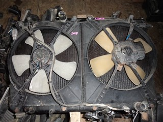 Радиатор основной Toyota Scepter Владивосток