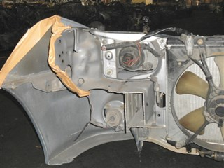 Nose cut Toyota Starlet Glanza Новокузнецк